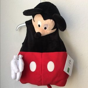 Mickey Mouse Baby Costume 3-6 mo Disney Store